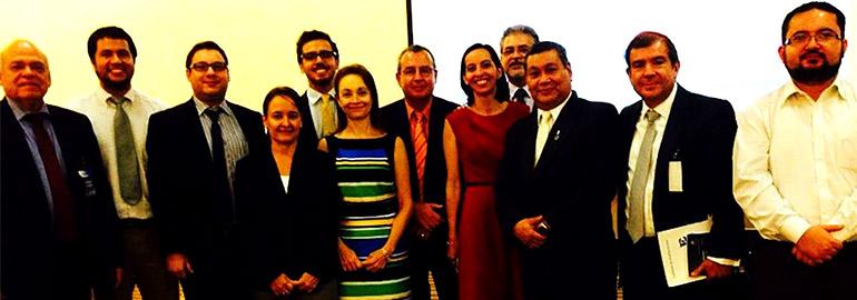 Encuentro de Derecho del Trabajo y la Seguridad Social. Costa Rica, Panamá y Colombia.